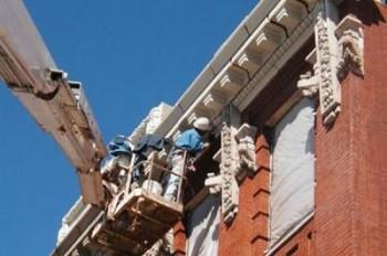 реставрация зданий Москвы