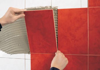 клеящие материалы для облицовочной плитки