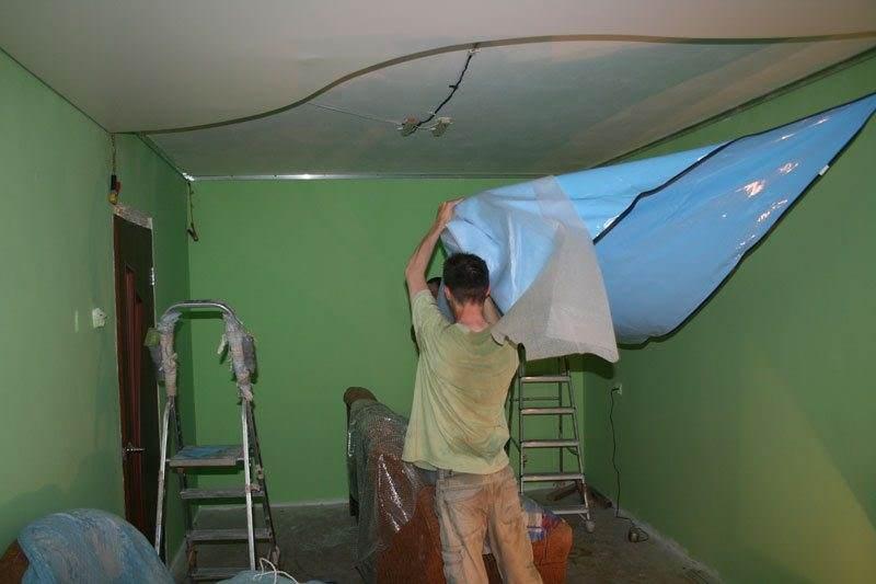 Lambris Salle De Bain Brico Depot : … plafond garage , Plaque de finition de plafond – Prix De Travaux