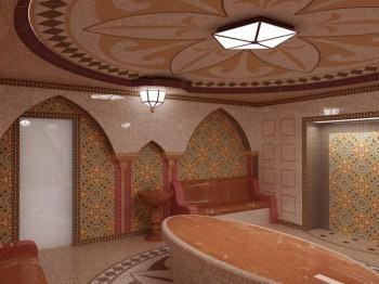 что нужно знать при строительстве хамам
