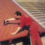 ремонт металлочерепицы