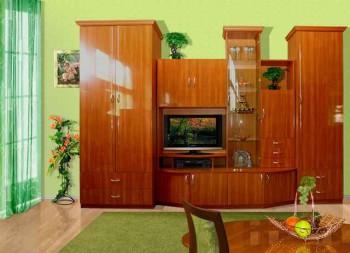 полированная мебель