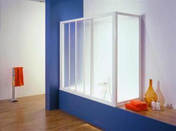 особенность стеклянной шторки