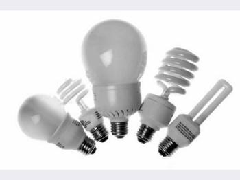 виды лампочек