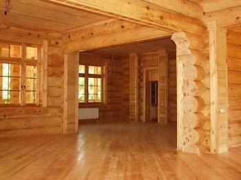 как выбрать потолок для сруба