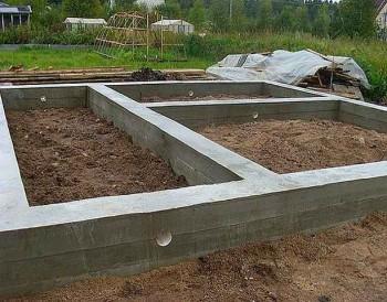 строительство на болотистом грунте