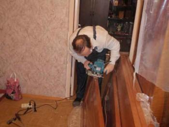 как реставрировать двери