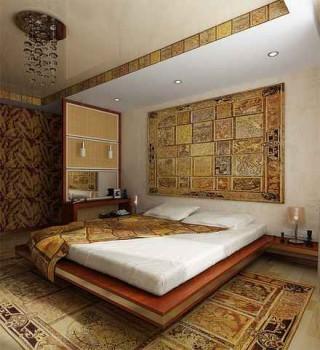 как создать интерьер в спальне