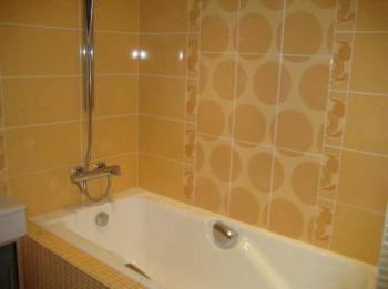 отделка для ванной