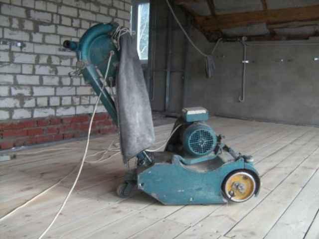 Самый быстрый и эффективный способ, как выровнять деревянный пол