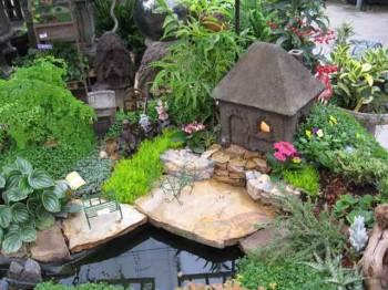 сад фей на участке