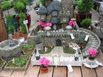 необычные решения для сада