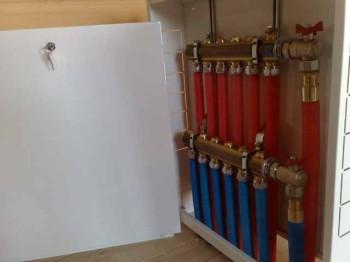 система отопления коллекторная