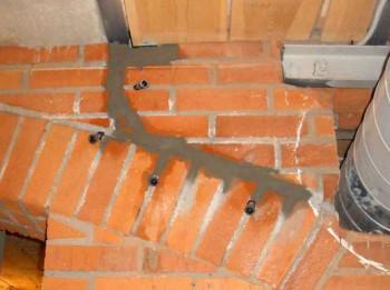причины растрескивания стен