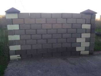 кладка из керамзитных блоков