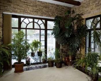 оригинальные окна для дома