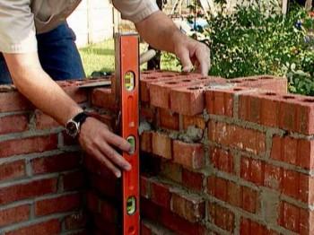 что нужно учитывать при кладке стен барбекю