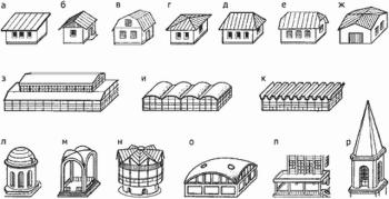 недостатки вальмовой крыши