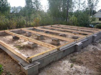 виды фундаментных бетонных блоков