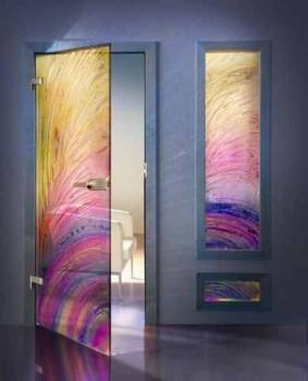 как выбрать стеклянную дверь