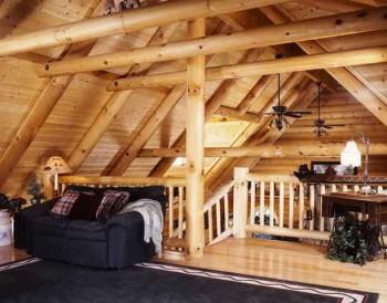 утепление потолка изнутри и снаружи
