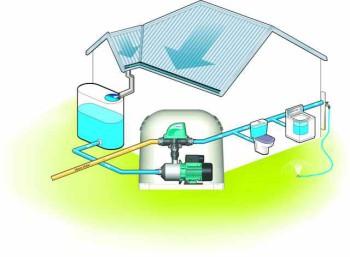 преимущество водопровода на даче