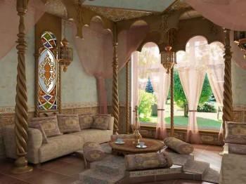 мебель и декор восточного стиля
