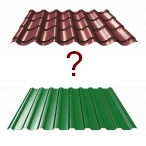 Что лучше ондулин или металлочерепица?