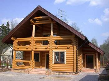 особенность строительства деревянного дома