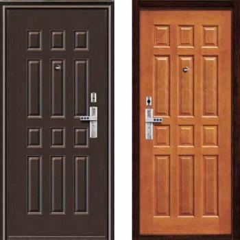 модельный ряд дверей форпост