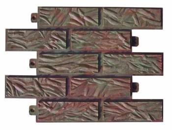 полимерпесчаная плитка для цоколя