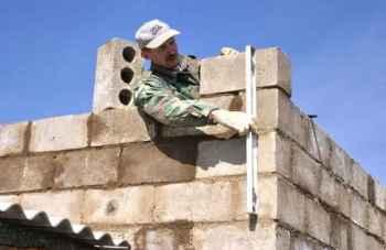 шлакоблоки своими руками для постройки