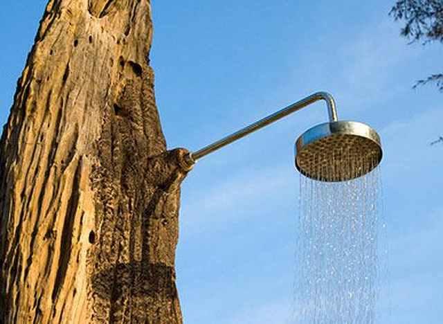 Хороший душ своими руками