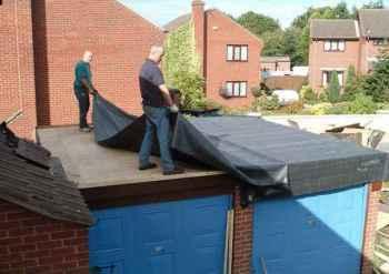 утепление крыши своими руками