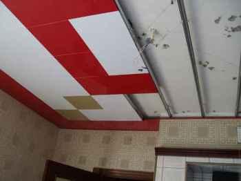 минусы кассетных потолков