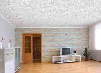 как выбирать потолочную плитку