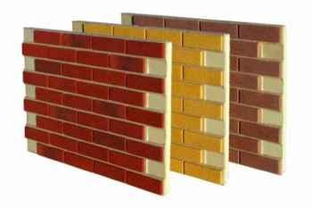типы фасадных панелей