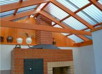 материал поликарбонатных крыш