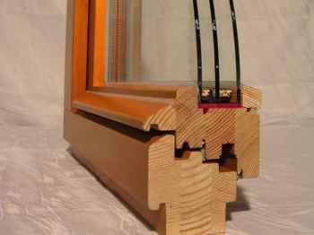 как выбрать деревянный стеклопакет