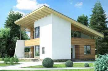 как создать стропильную систему для односкатной крыши