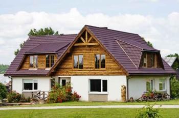 несущие конструкции деревянного дома
