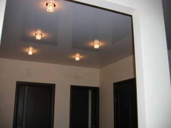 выбор дизайна потолка