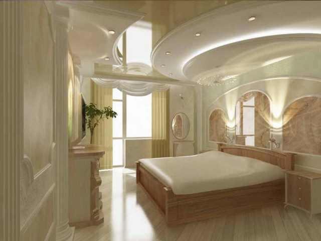 Эксклюзивные потолки из гипсокартона