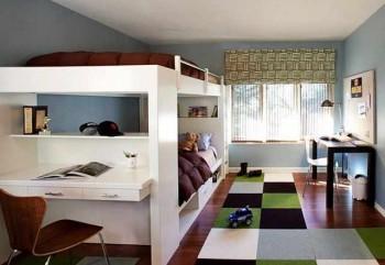проект комнаты для мальчиков