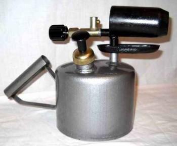 правила эксплуатации бензиновой горелки