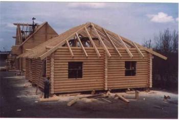 элементы для строительства четырехскатной крыши