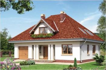 техника строительства четырехскатной крыши