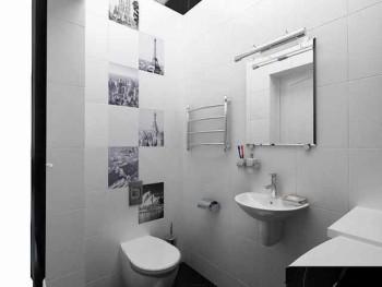 экономия пространства в маленьком помещении