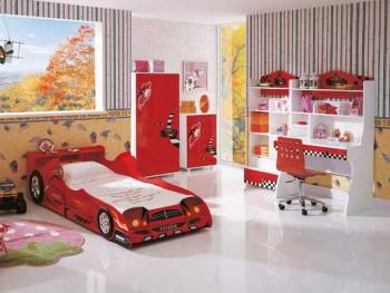 возрастной дизайн комнаты мальчика