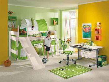 дизайн комнаты для мальчика школьного возраста